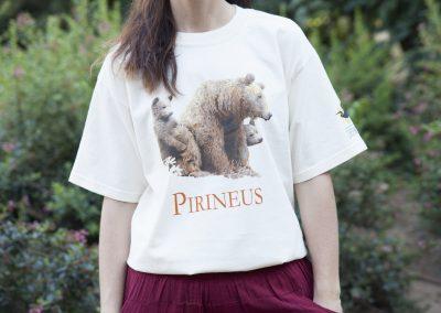 Ós bru, Pirineus