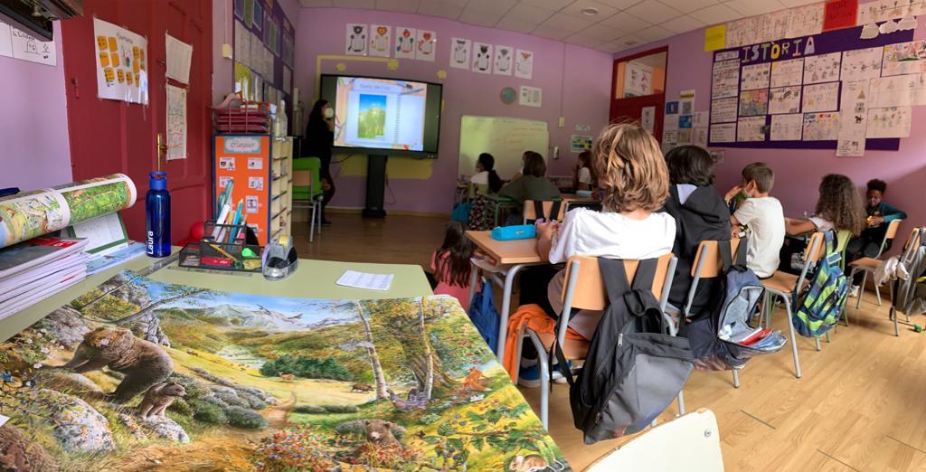 Fotos tallers escoles